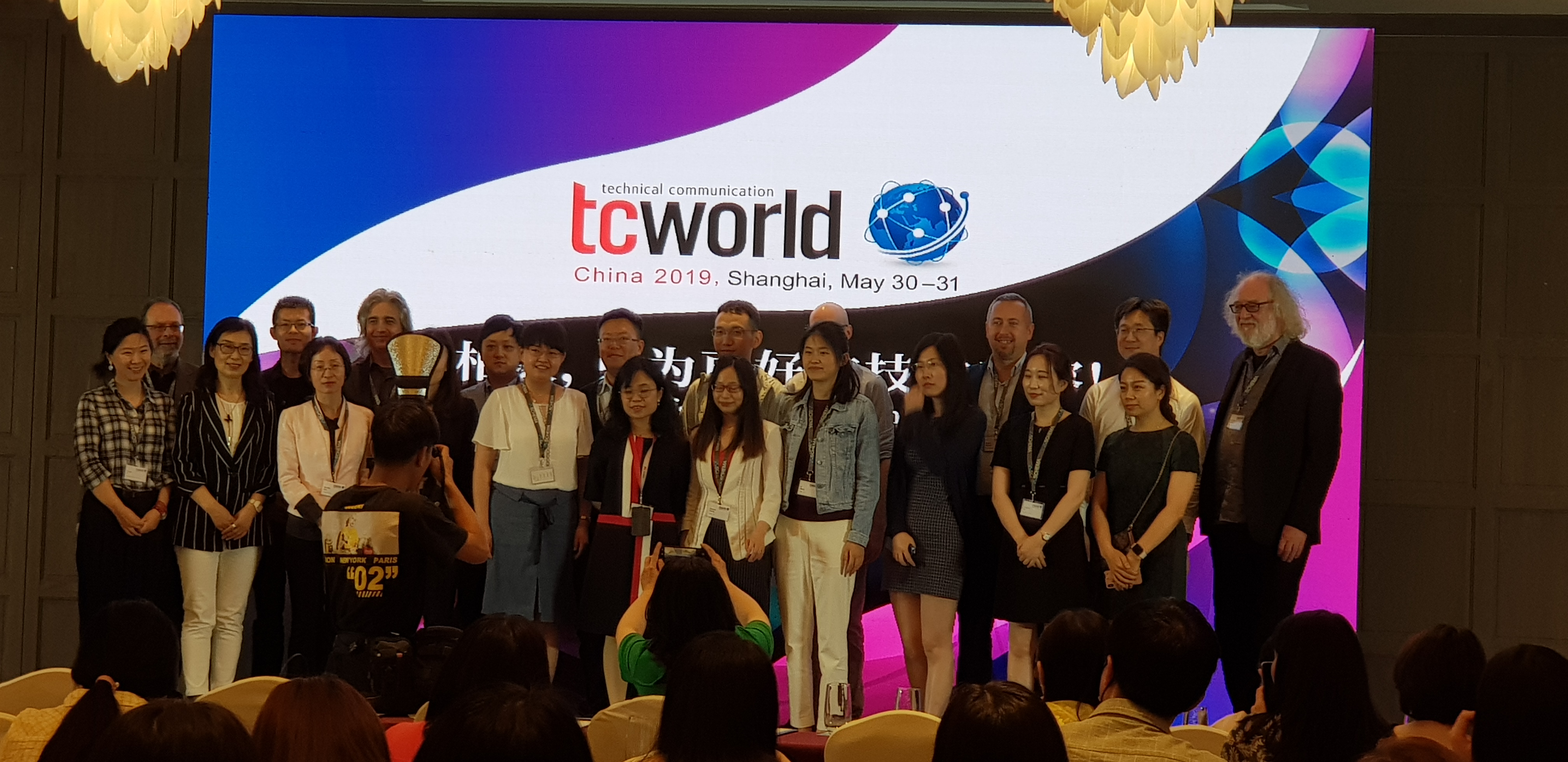 Dr.Localize attended TCWorld China 2019